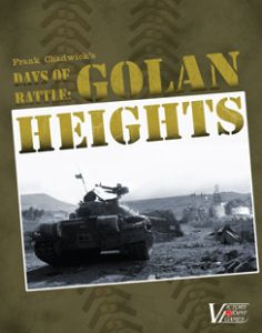 Days of Battle : Golan Heights